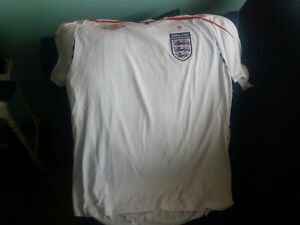 Brand New Retro Soccer Jerseys - England, Chelsea, Newcastle