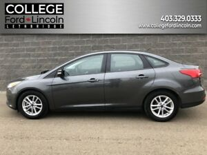 2017 Ford Focus SE  - Low Mileage