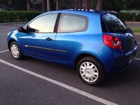 Renault Clio 1.4 Expression 2006 with Long MOT