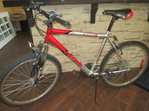 Super Cycle XTI-18 in little used condition