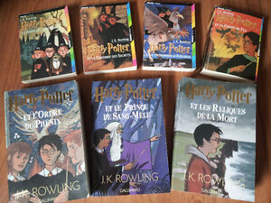 Harry Potter / Tome 1 a 7