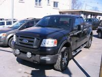 2004 Ford F-150 FX4 OffRoad SuperCab 4x4 Stepside