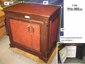 petit réfrigérateur  (frigidaire) usagé a vendre