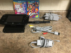 Nintendo Wii U - 3 GAMES - MINT
