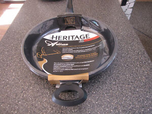brand new heritage frying pan
