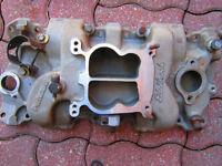 350 Engine Crankshaft, Aluminum Intakes Holley Carbs, Flex Plate
