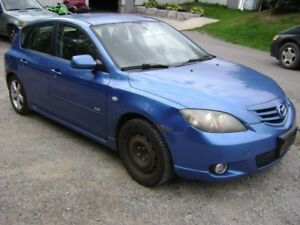 !!! ALL PARTS AVAILABLE 2004 MAZDA 3 HATCH !!!