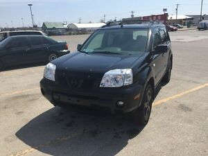 Nissan Xtrail 2005 SAFETIED!