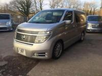 2003 (03) Nissan Elgrand Highway Star