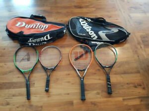 Tennis Rackets Youth