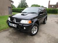 Mitsubishi Shogun Sport 2.5TD Trojan****only 2 owners+low miles****