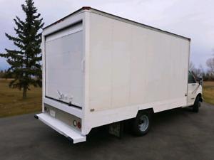 2002 GMC cube van