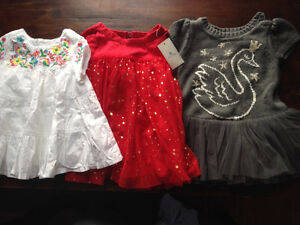 Baby girl clothes 0-6 months mostly Baby GAP