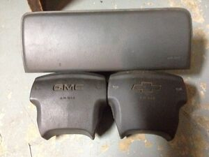 99-07 GMC Sierra Chevy Silverado air bags