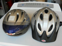 Bike Helmets $ 10.00 each