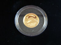 Gold Collector Coins