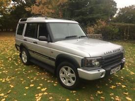 Land Rover Discovery V8I ES AUTO