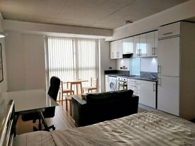Canary Wharf, Affordable Studio, Available now