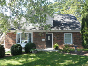 Burlington Beautiful solid brick 2 bedroom detached house