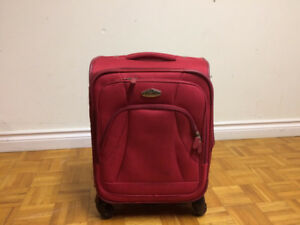 travel suit cases, carry-ons