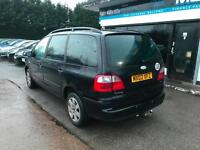 Ford Galaxy 1.9TD ( 115ps ) auto 2002MY Zetec