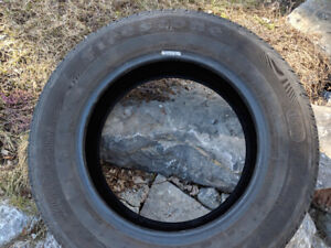 4 all-season tires Firestone Affinity Touring S4- 195/65R15