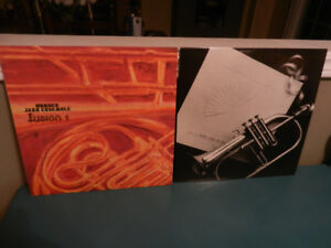 Vinyl Records/LP's Humber College Jazz Ensemble Lot of 2