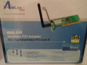Airlink 101 Wireless PCI Adapter