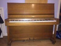 Danesmann upright piano