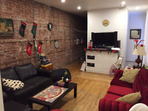 6 Bedrooms - McGill Student Apt - Renovated - steps from campus