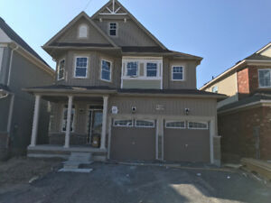 New 4 Bedroom Home in Bowmanville - $2,000 -Avail immediately