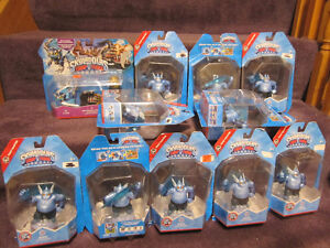 Skylanders Trap Team Adventure Packs, Trapmaster Gusto, etc.