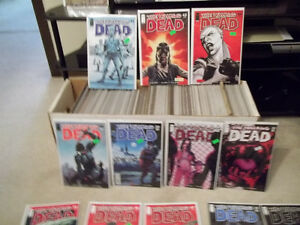 WALKING DEAD AND DEADPOOL COMICS Peterborough Peterborough Area image 3