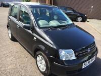 5606 Fiat Panda 1.2 Dynamic Black 5 Door 73754mls MOT 12m