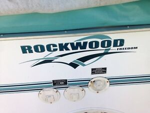 Selling Rockwood freedom tent trailer 3800 OBO