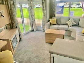 CHEAP WILLERBY CASTLETON 2020 BRAND NEW STATIC CARAVAN LOOKING OVER THE SEA