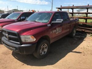 *REDUCED* 2014 Dodge 3500 Crew Cab - 124,000 kms