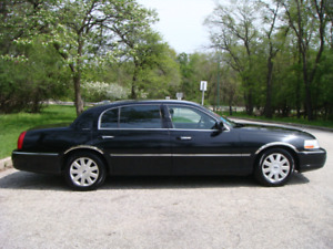 Wanted: Lincoln Town Car L propane