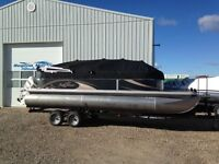 2013 SunChaser DS22 with 150 Hp Evinrude E-tec