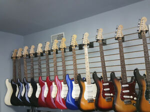 GUITARS AND ACCESSORIES