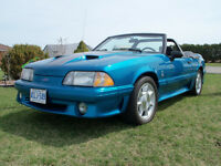 1991 Ford Cobra Mustang Convertible - mint condition