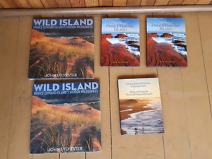 hard cover PEI books John Sylvester