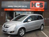 Excellent condition Zafira 1.6 Energy - 1 Year Warranty, MOT & AA Included!!