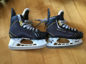 Kids Bauer Supreme one.6 hockey skates size 11.5