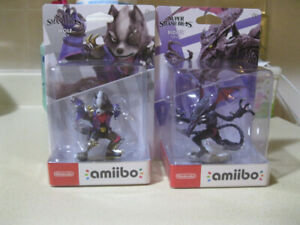 Amiibo (For 3DS, 2DS, Wii U & Nintendo Switch Systems)