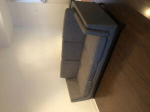 Grey Article Beautiful Couch