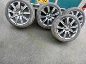 Range rover evoque 20 inche wheels