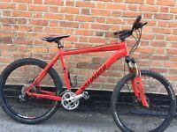 Specialized Hardrock Sport 21inch Frame Mountain Bike
