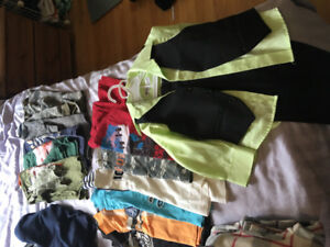 Boys clothing (4T - 60 pieces)