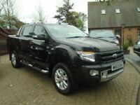 2013 63 Reg Ford Ranger 3.2TDCi ( 200PS ) ( EU5 ) 4x4 Auto Wildtrak NO VAT